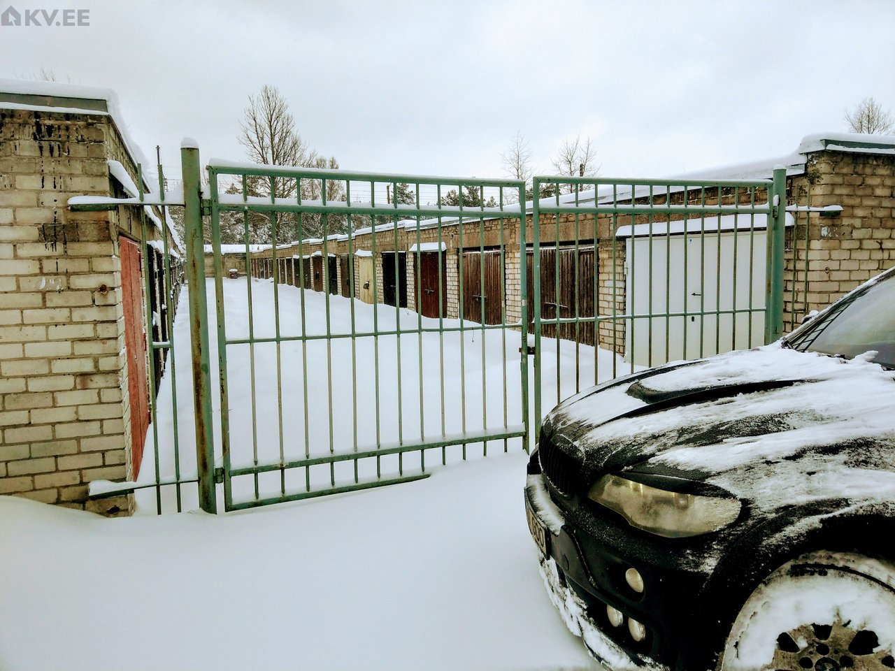 Tallinn Värsi: Garaaž