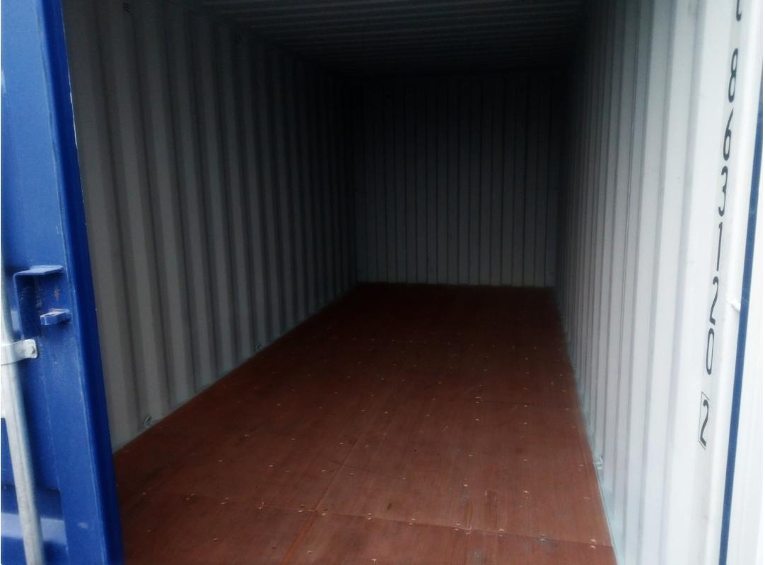 Mobiilne konteinerladu