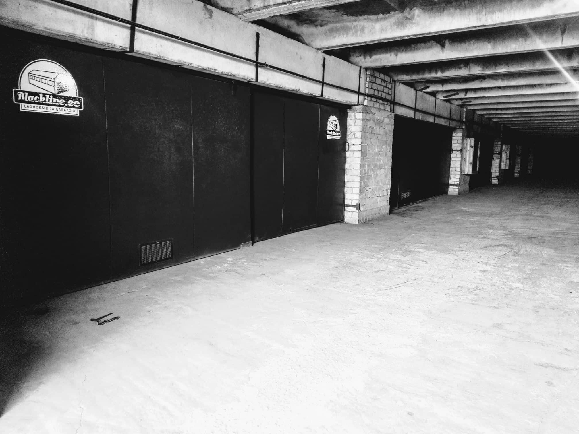 Keila, Piiri 11: kahekohaline garaaž nr. 39 ja 40