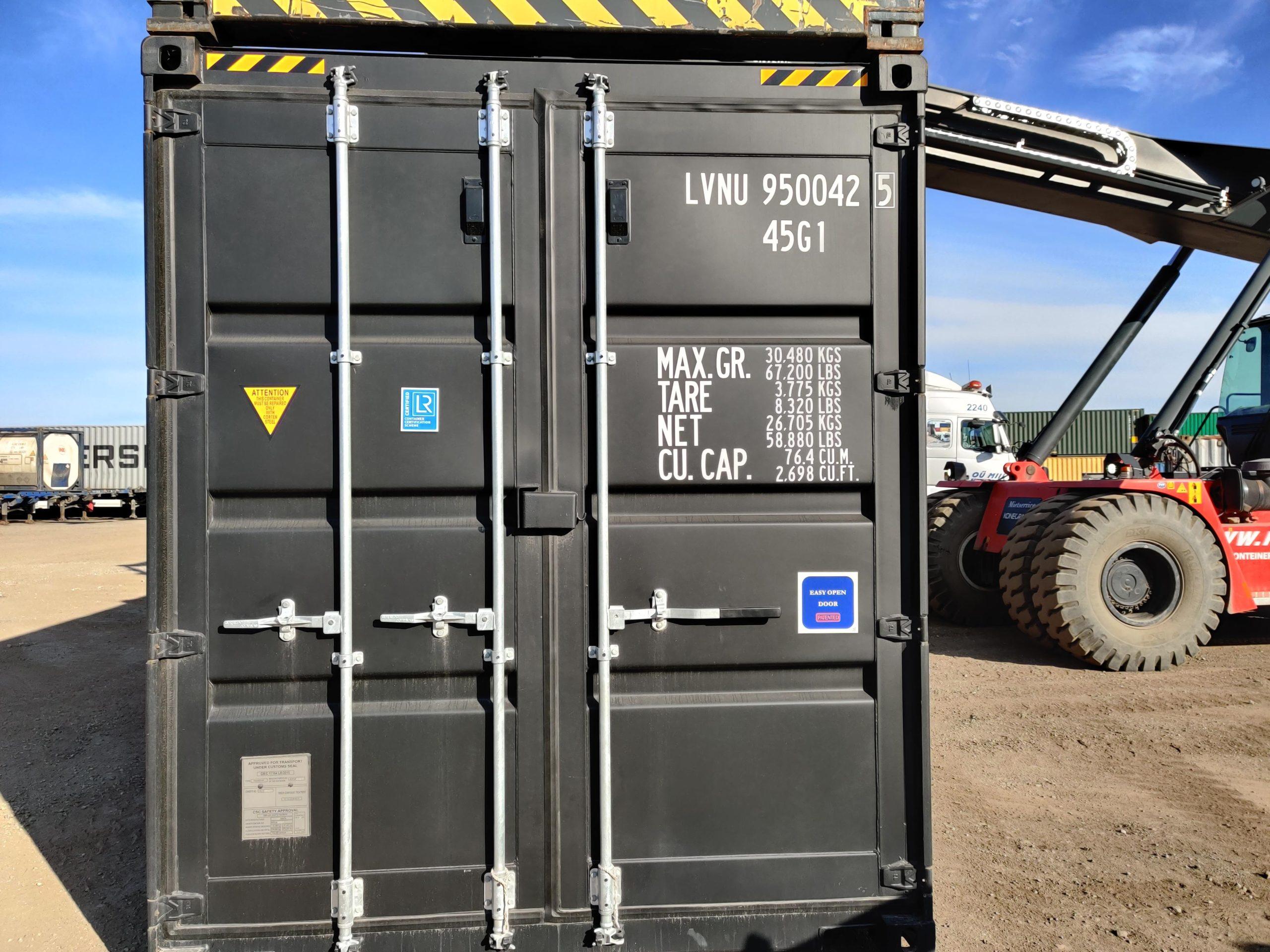 UUS 12m / 40HC konteiner