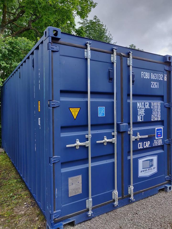 Uus konteinerladu nr.7 FCBU8631326