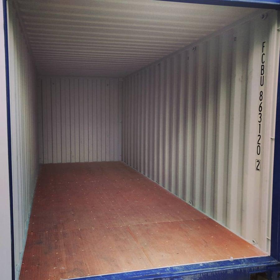 Uus konteinerladu nr. 12 – FCBU8631202