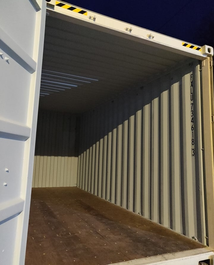 Uus konteinerladu NR 11 kõrge variant – FXLU7346183