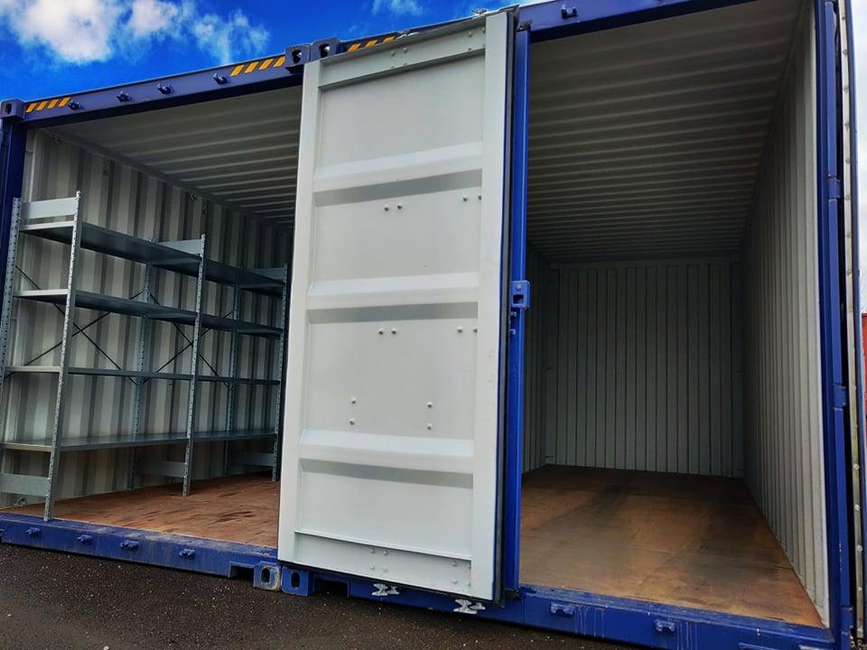 Uus konteinerladu NR 2 – CPWU3041072