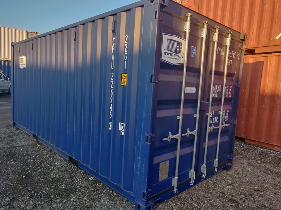 Uus konteinerladu nr3
