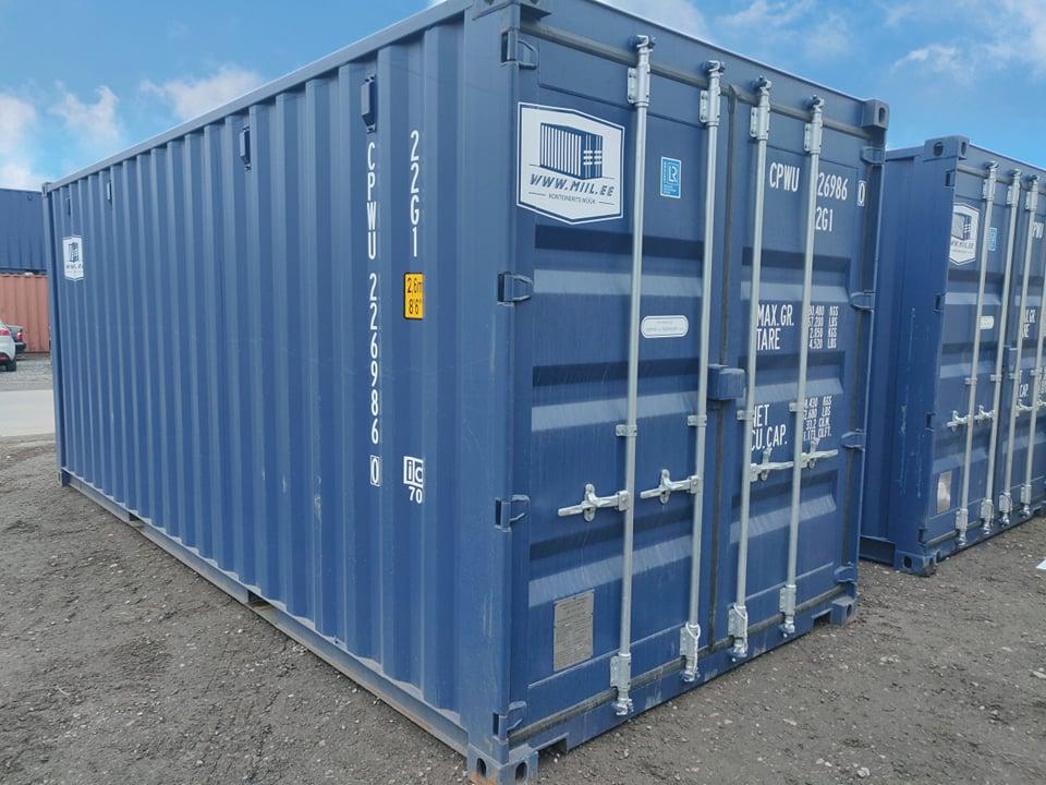 Uus konteinerladu nr4