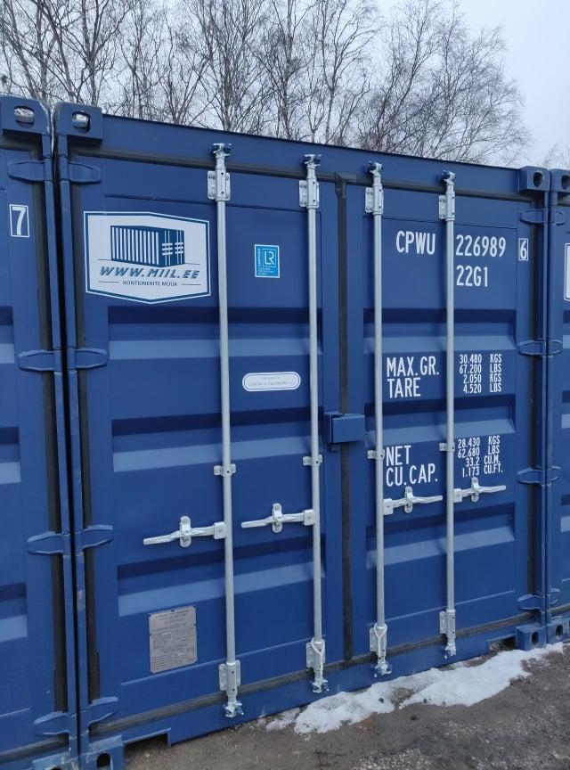 Uus konteinerladu NR 21 – CPWU2269896