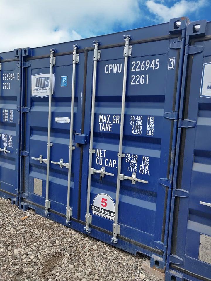 Uus konteinerladu NR 5 – CPWU2269453