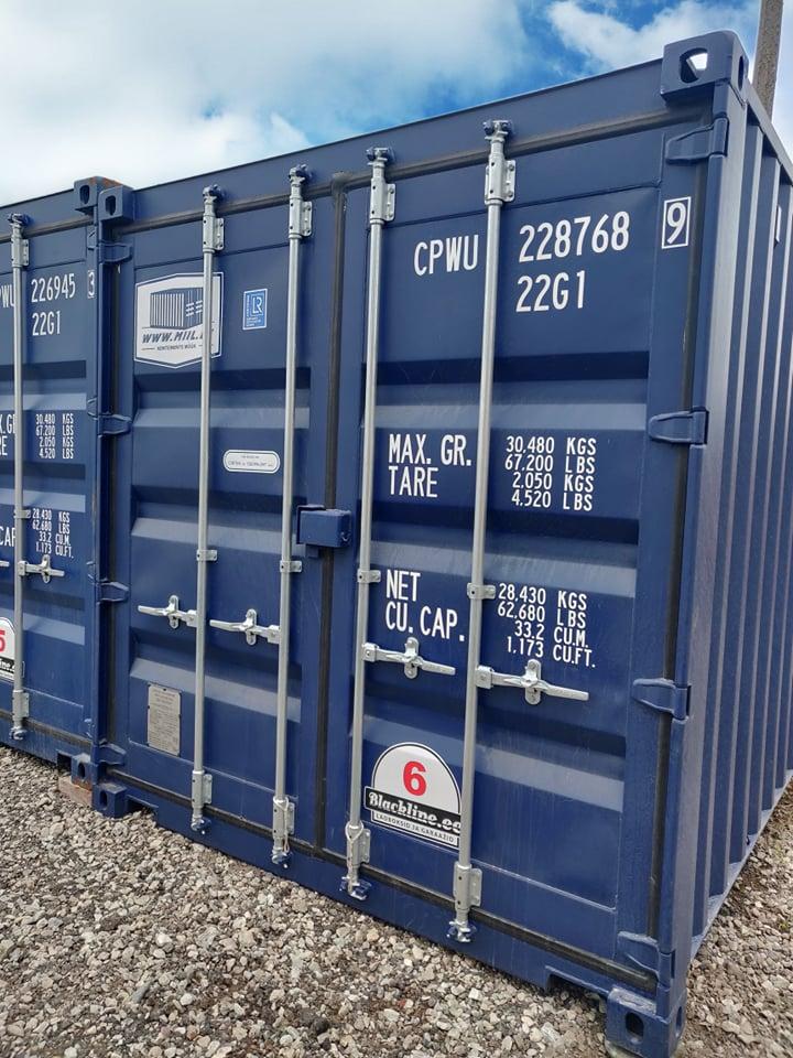 Uus konteinerladu NR 6