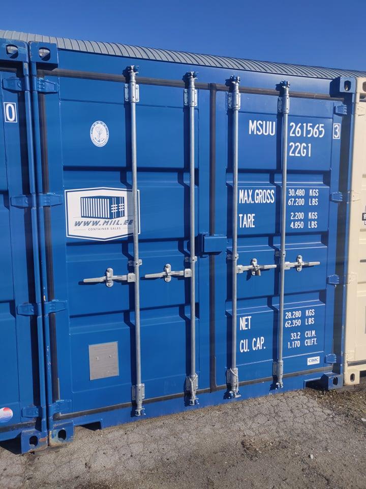 Uus konteinerladu NR 5 – MSUU2615653