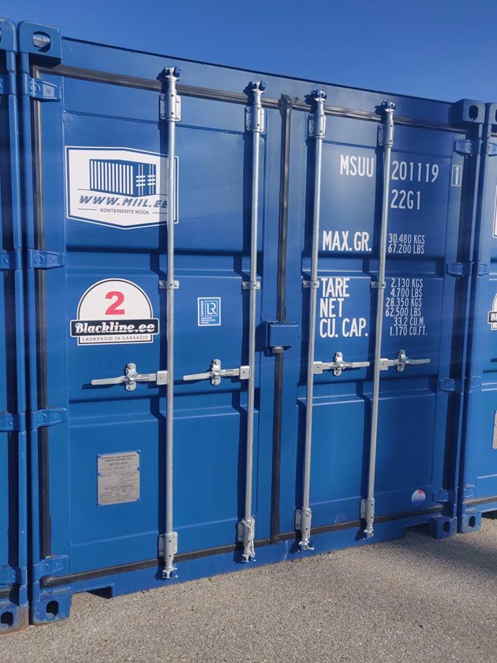 Uus konteinerladu NR 2 – MSUU2011191